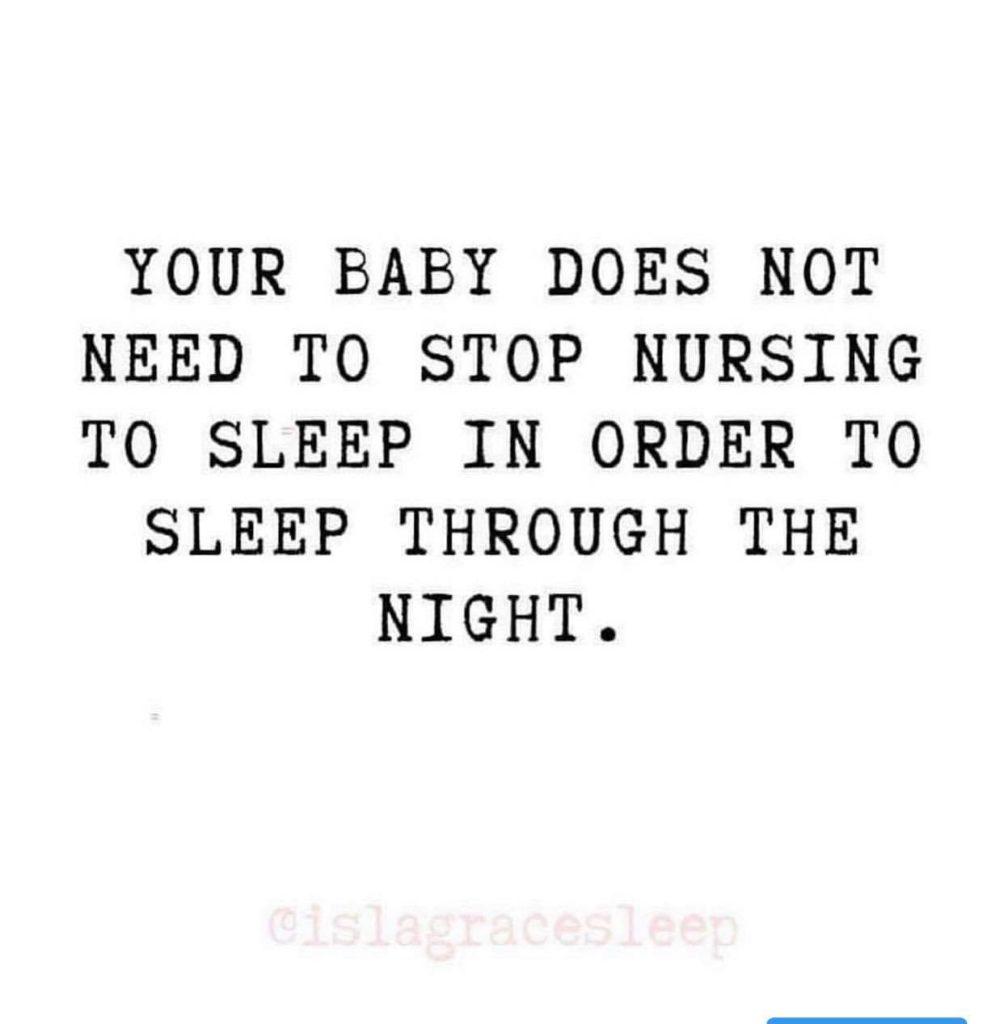 nursing to sleep, breastfeeding, babyledsleep, Isla-grace sleep, breastfeeding, www.islagrace.ca